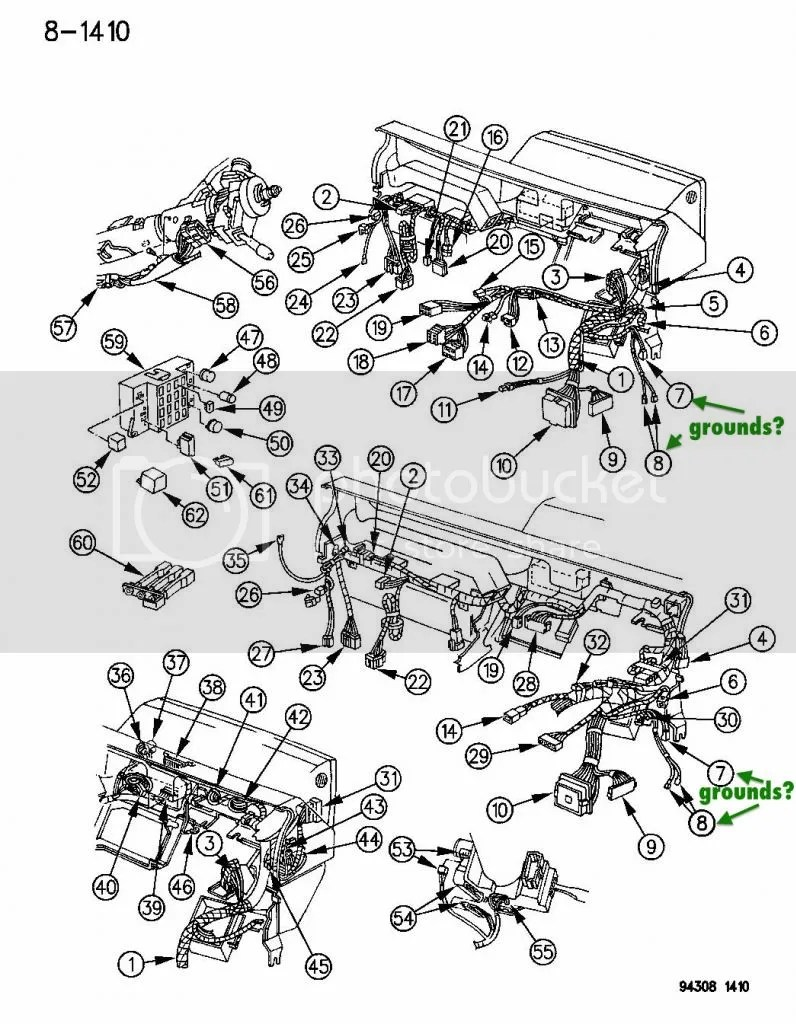 [WRG-9367] Slt Dodge Magnum Engine Diagram 1994