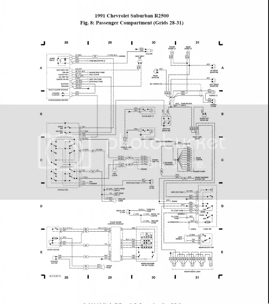 hight resolution of 85 suburban wiring diagram free picture schematic