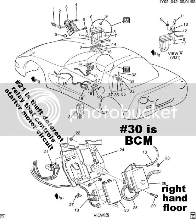 powercon wiring diagram 1989 ez go 2000 c5 corvette diagram. corvette. auto