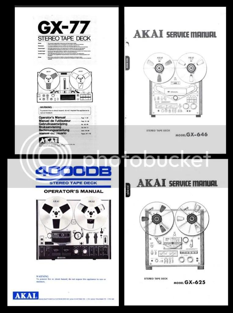 Akai 4000Db Owners ManualDownload Free Software Programs