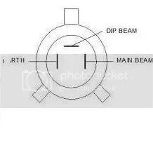 H4 Headlight Wiring H4 LED Headlight Wiring Diagram ~ Odicis