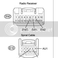 2016 Toyota Tundra Radio Wiring Diagram John Deere 260 Skid Steer Diy Steering Wheel Control Add-on For Ce/le 2010 Corolla - Nation Forum : Car And ...