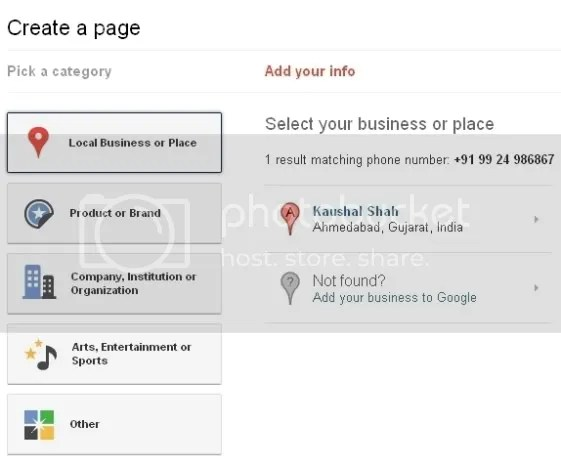 Google Plus Business Page Integration With Google Local Business Center