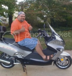 johnrjohnston avatar tank touring 250cc 2006 scooter  [ 1024 x 768 Pixel ]