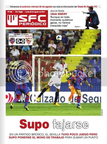 SFC Periódico 26.08.13 Levante-Sevilla