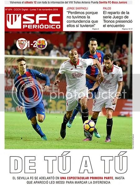 2016-11 (07) SFC Periódico Sevilla 1 Barcelona 2