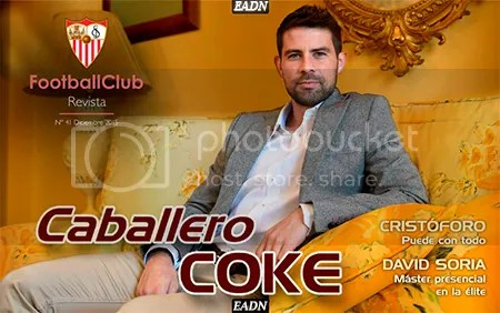 2015 Diciembre Football Club Caballero COKE
