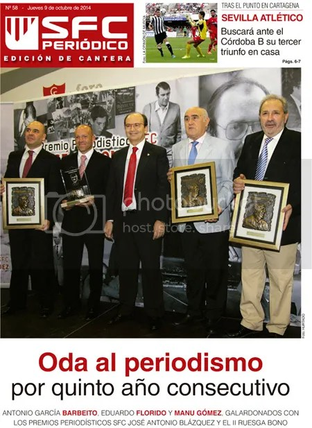 2014-10 (09) SFC Periódico Cantera Quinta oda al periodismo
