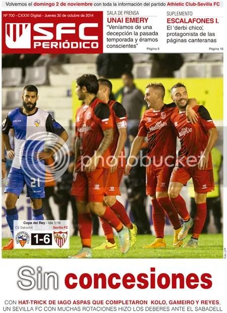 2014-10 (30) SFC Periódico Sabadell 1 Sevilla 6