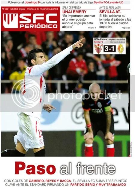 2014-11 (07) SFC Periódico Sevilla 3 Standard de Lieja 1