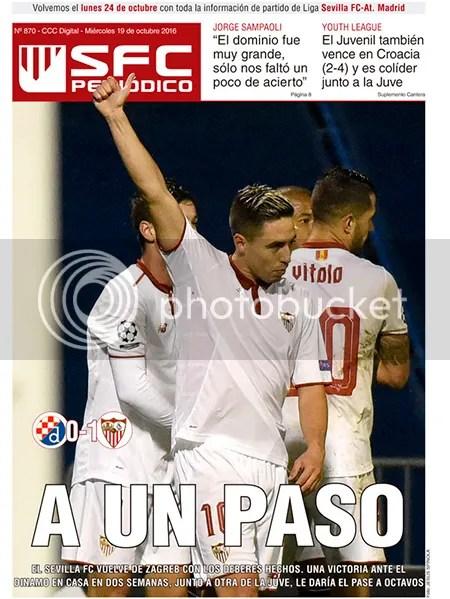 2016-10 (19) SFC Periódico D. Zagreb 0 Sevilla 1