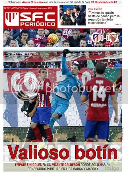 2016-01 (25) SFC Periódio Atlético 0 Sevilla 0