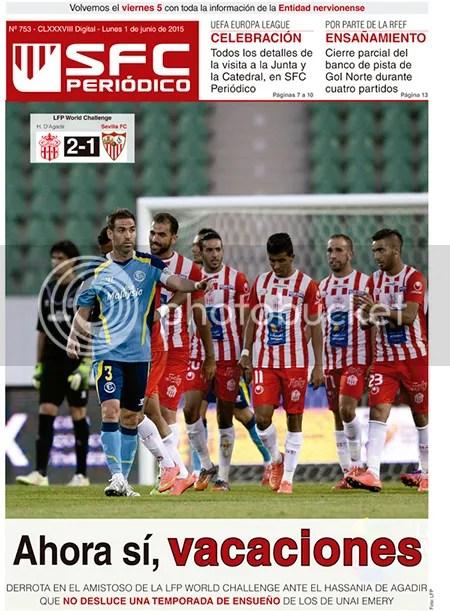 2015-06 (01) Hassania de Agadir 2 Sevilla 1