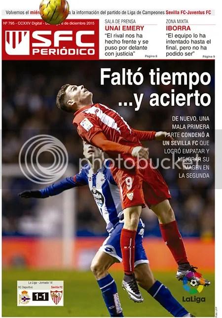 2015-12 (06) SFC Periódico Deportivo 1 Sevilla 1