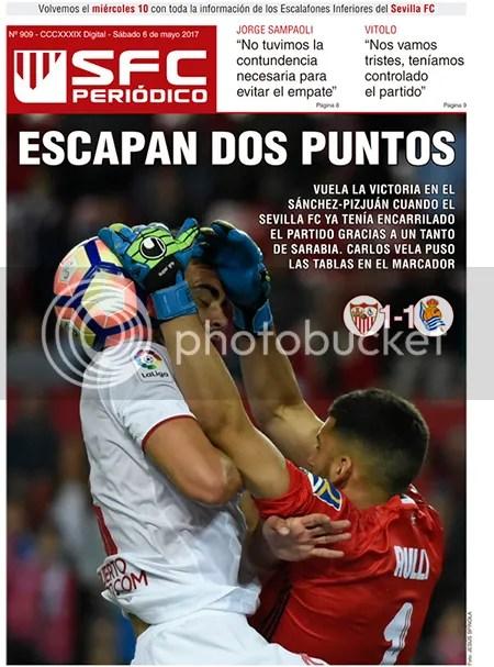 2017-05 (06) SFC Periódico Sevilla 1 Real Sociedad 1