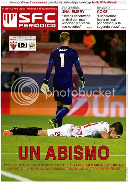 2015-11 (04) SFC Periódico Sevilla 1 Manchester City 3