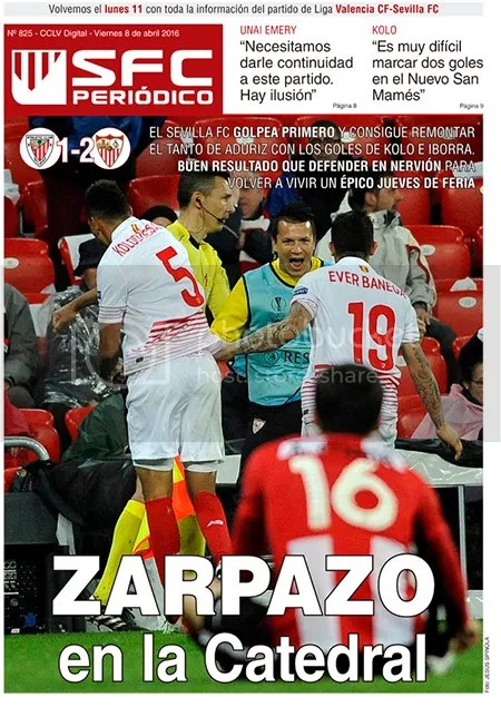 2016-04 (08) SFC Periódico Athletic 1 Sevilla 2