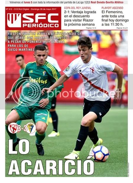 2017-05 (28) SFC Periódico Sevilla Atlético 3 Cádiz 3