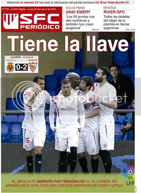 2015-03 (23) SFC Periódico Villarreal 0 Sevilla 2