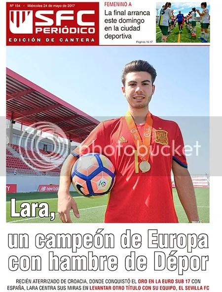 2017-05 (24) SFC Periódico Lara, un campeón de Europa con hambre de Dépor