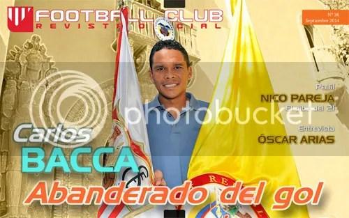 2014-09 (26) Football Club Carlos Bacca Abanderado del gol