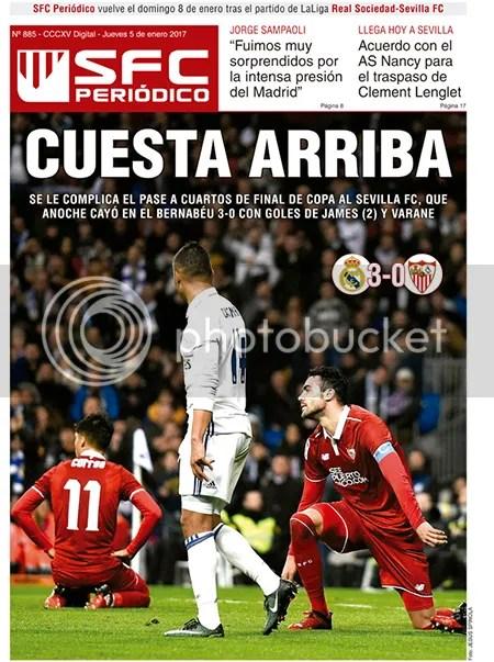 2017-01 (05) SFC Periódico Real Madrid 3 Sevilla 0