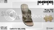 Sandal Pria PICASSO 7602