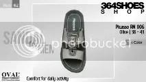 Sandal Pria PICASSO RN  006