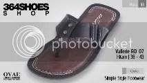 Sandal Pria VALLERIE RD  07