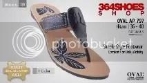 Sandal Wanita OVAL AP 797