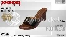Sandal Wanita OVAL FR 27