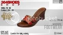 Sandal Wanita OVAL FR 30