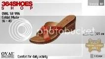 Sandal Wanita OVAL SR 996