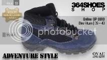 Sepatu Pria ON LINE OP 0010