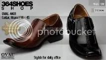 Sepatu Pria OVAL 4401