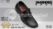 Sepatu Pria OVAL F 14