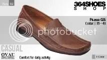 Sepatu Pria PICASSO 026