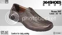 Sepatu Pria PICASSO 2607