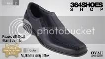 Sepatu Pria PICASSO AD 0021