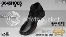 Sepatu Pria PICASSO UN 002