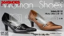 Sepatu Wanita VALLERIE BD 321