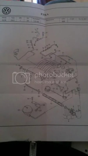 VWVortex  Vacuum Diagram for 12v VR6 DIY