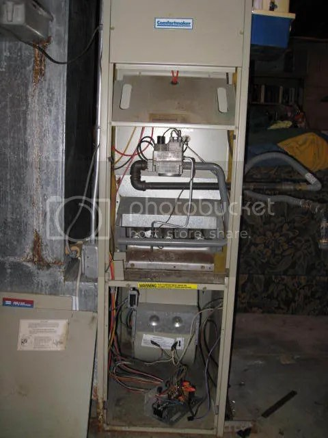 Comfortmaker/Snyder General Gas Furnace