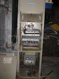 Comfortmaker/Snyder General Gas Furnace - No Heat ...