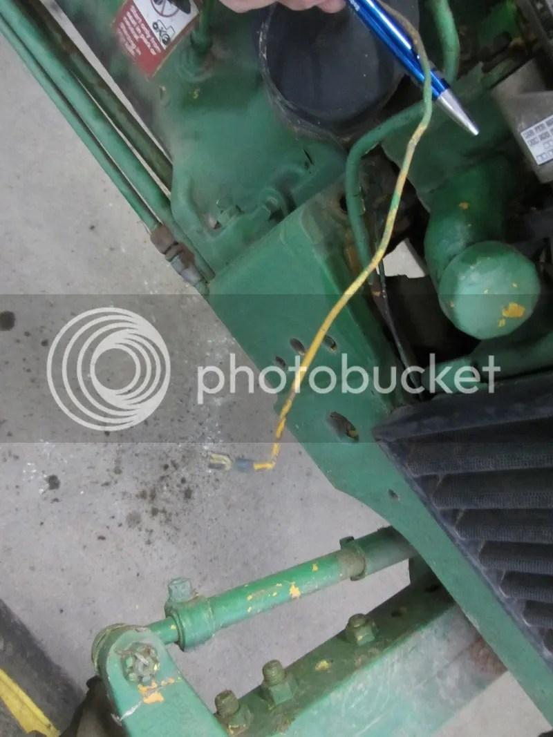 1020 John Deere Wiring Harness Diagram John Deere Charging Problems Yesterday S Tractors