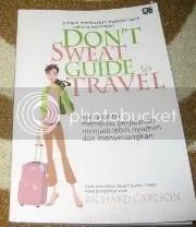 don't sweat guide to travel,kisahbuku.wordpress.com