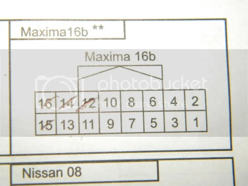 small resolution of  dscn0975 need help with steering wheel radio controls maxima forums 7th gen maxima bose wiring diagram