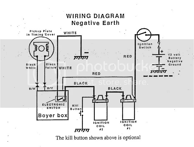 Negative Bsa Ground Wiring Diagram, Negative, Get Free
