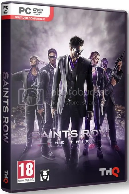 srtt - Saints Row The Third - SKIDROW + CRACKFix (PC/ENG/2011)