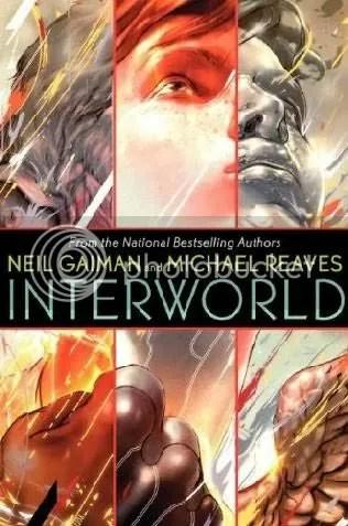 interworld by neil gaiman and michael reaves